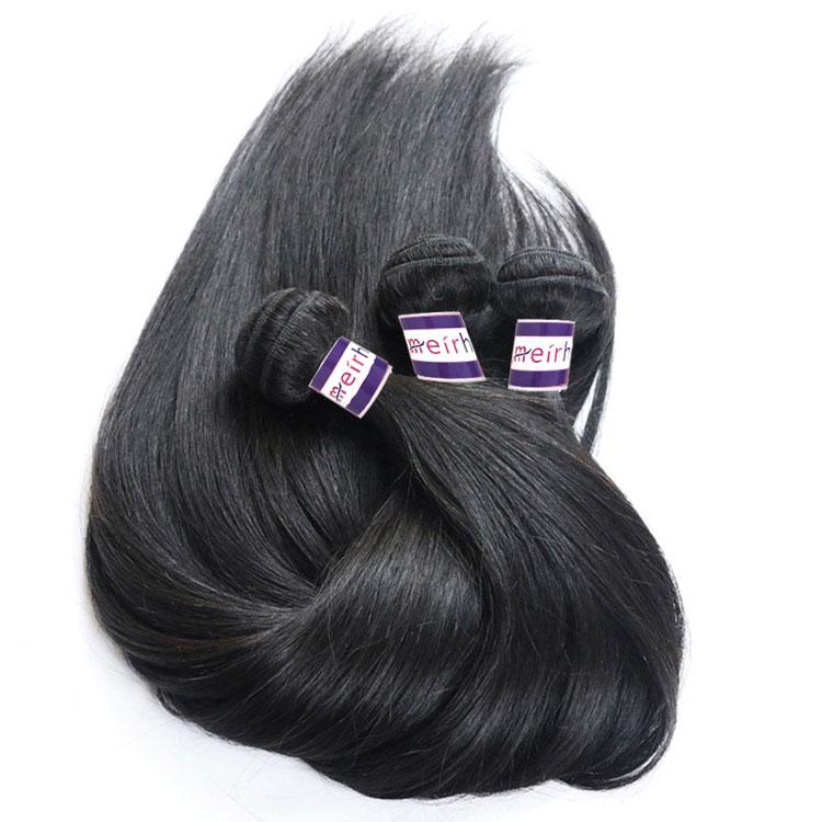 11A Brazilian Hair Straight Hair Weave