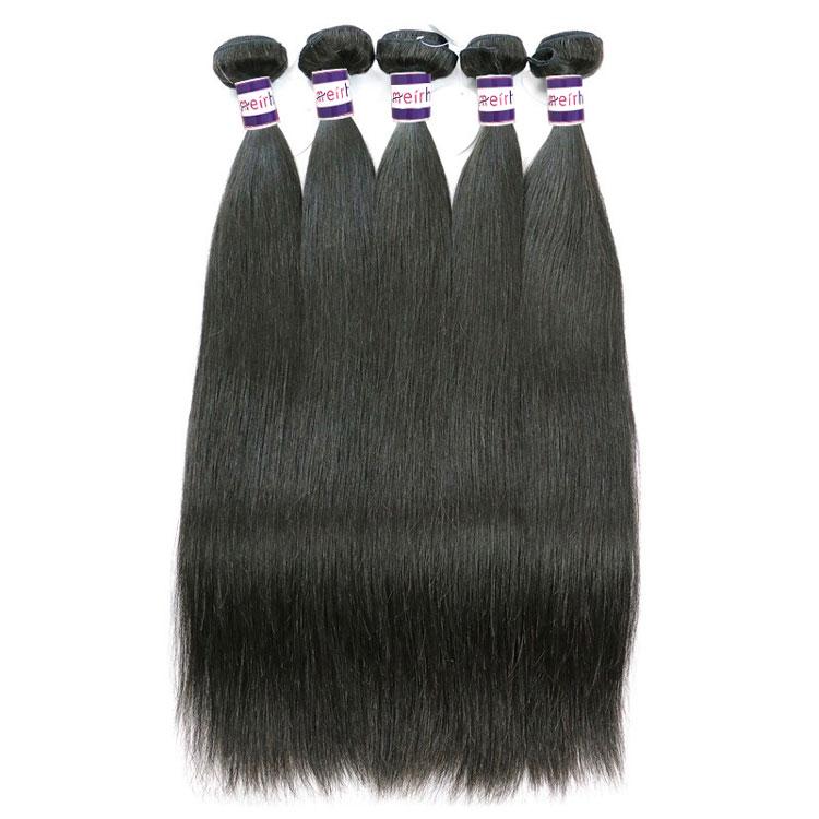9A Brazilian Straight Hair Bundles