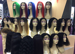 Which country poroduce the best human hair?