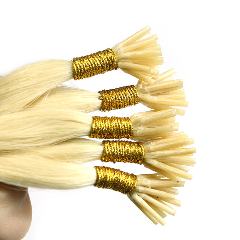 I-Tip Hair Extensions - Blondes