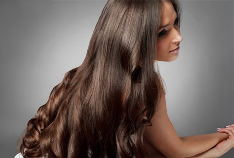 loose wave curly hair