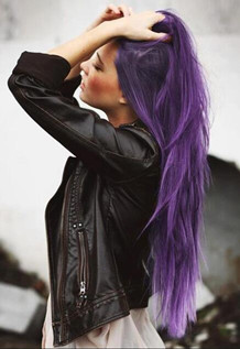 Choose Candy Colored Hair To Paint Your Life 2