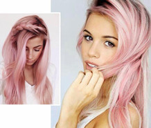 Choose The Candy-Colored Hair to Paint Your Life