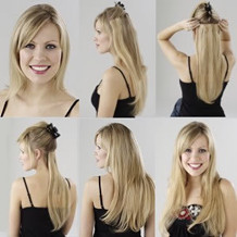HOW LONG DOES CLIP IN HAIR EXTENSIONS LAST