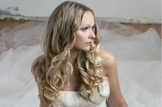 long hair curls hairstyle
