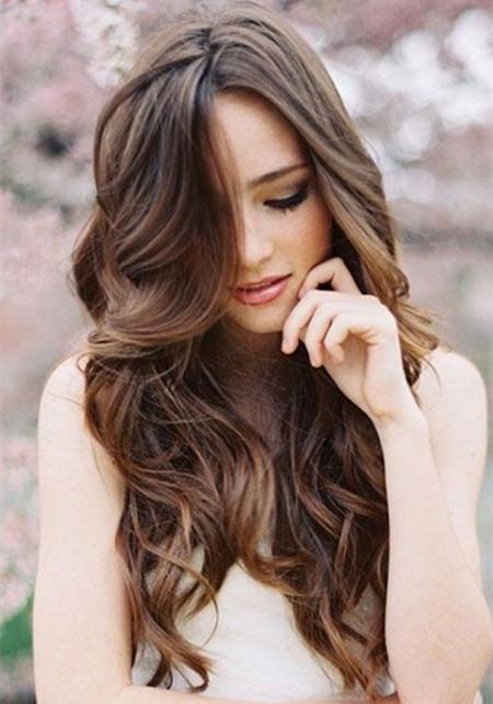 beautiful wave hair