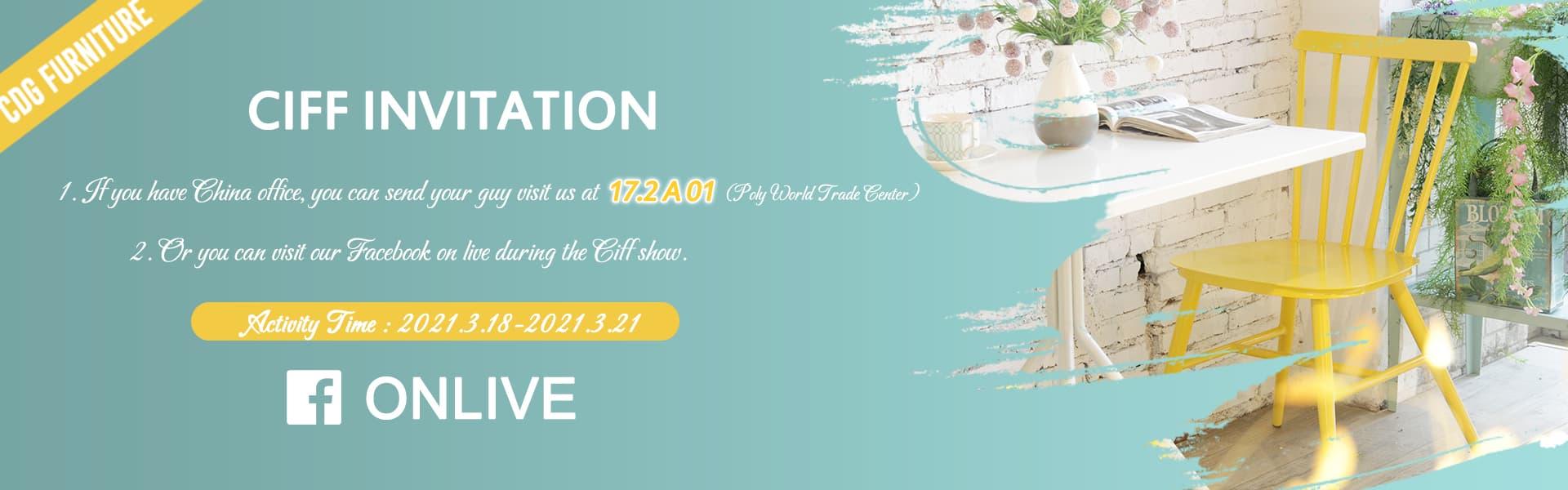 CIFF Invitation