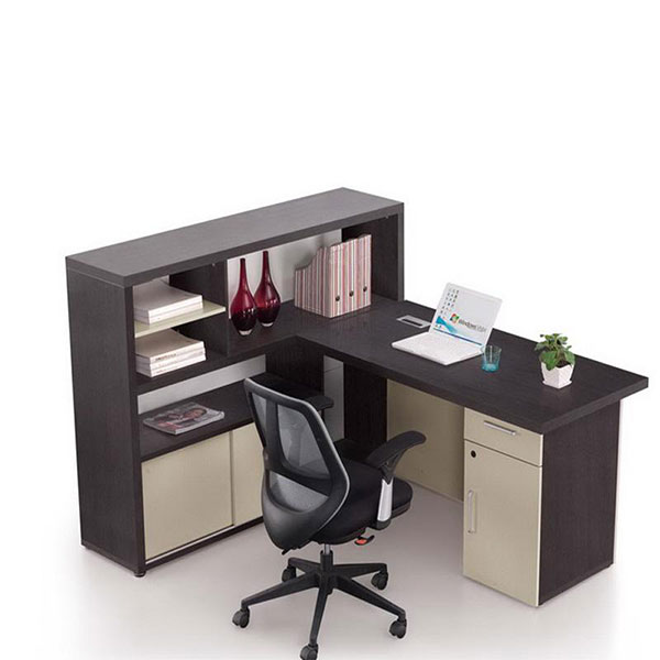 Home Office Furniture Desk with Hutch