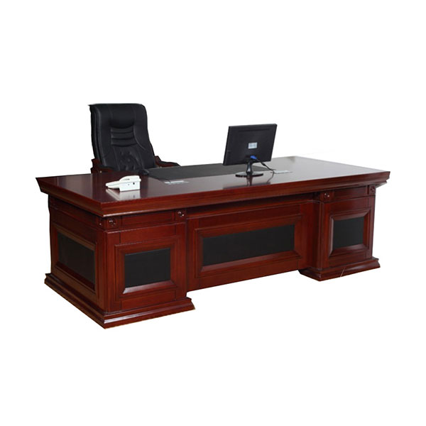 Luxury Manager Office Table Design