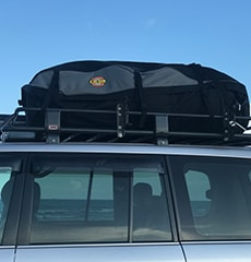 roof rack bag