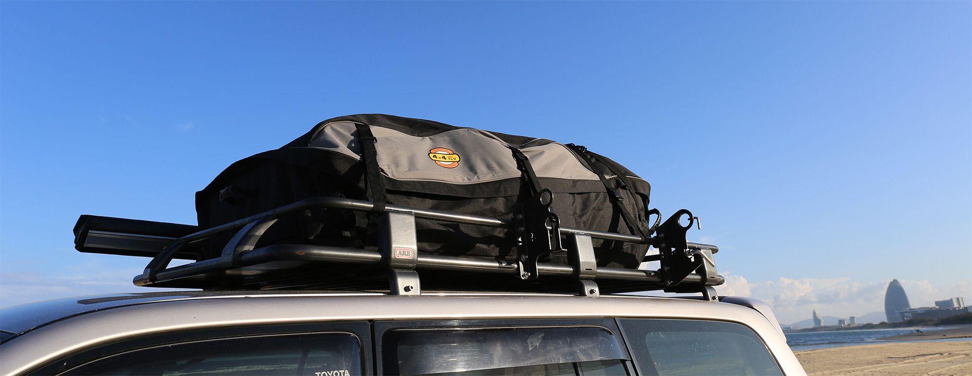 telawei 4x4 camping equipment banner