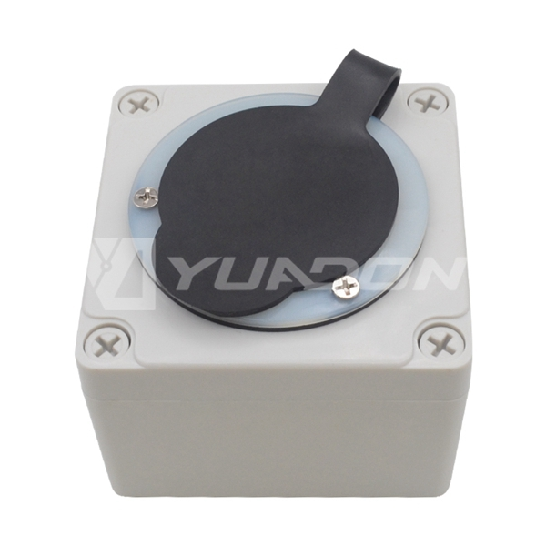 NEMA Flanged Inlet outlet junction box