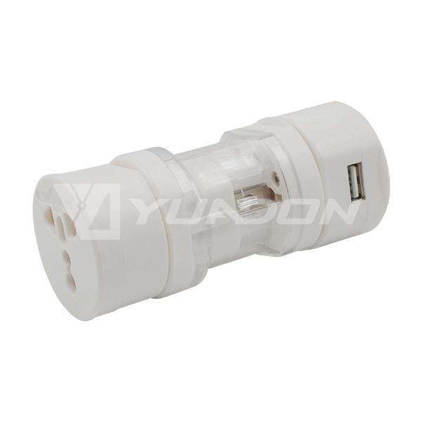 travel adapter with usb port international Plug Adapter worldwide travel adapter with USB port