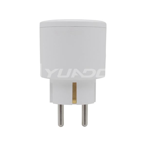 EU Timer wifi Socket Wifi Smart Plug EU APP Intelligent Electric Switch Plug Outlet Works with Amazon Alexa Google Home