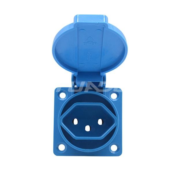 Swiss Switzerland Waterproof Socket Plug Adapter