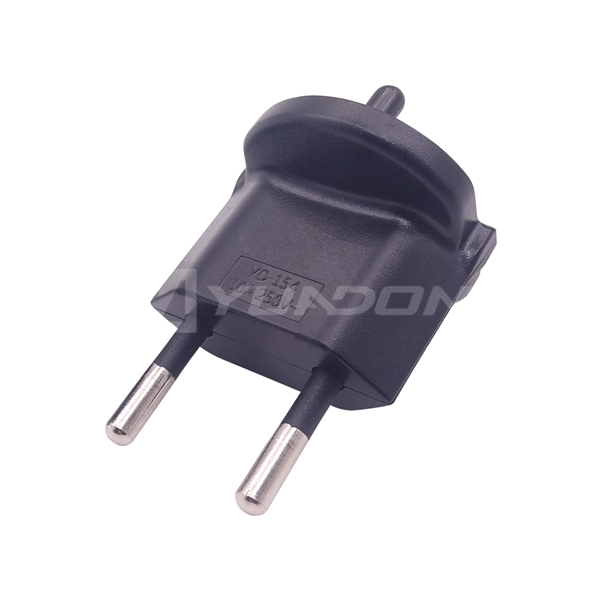 non-reversible version euro to swiss adapter plug 3 pins locking plug adapter male to male electrical plug adapter switzerland adapter socket