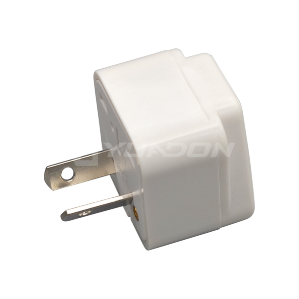 Type I 2 flat pin plug Australia Travel adapter for Australia New Zealand China Argentina