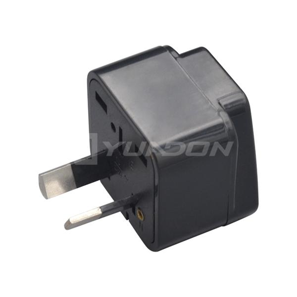 New Zealand China Argentina power plug converter AUS 2 flat pin plug australia power plug