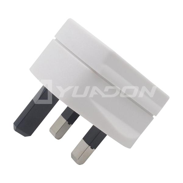 2 pin to 3 pin Malaysia Plug Travel adapter