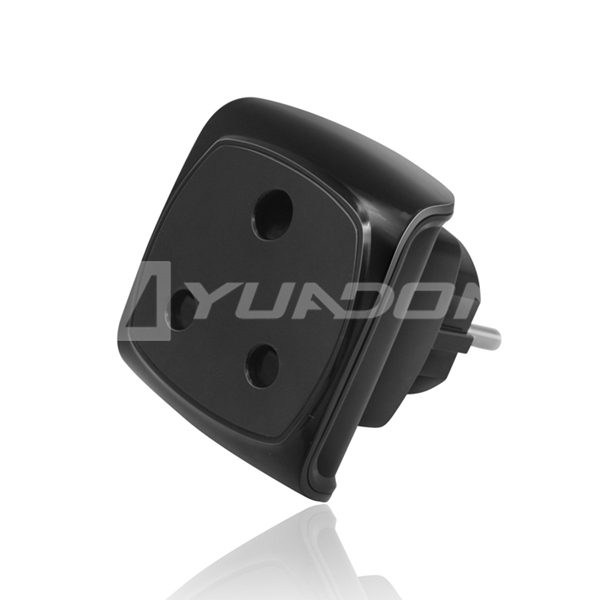 16A South Africa to Germany plug adapter