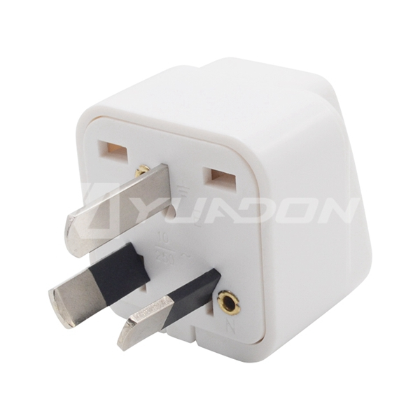 3 Pin Australian Plug Travel Adapter Waterproof Socket