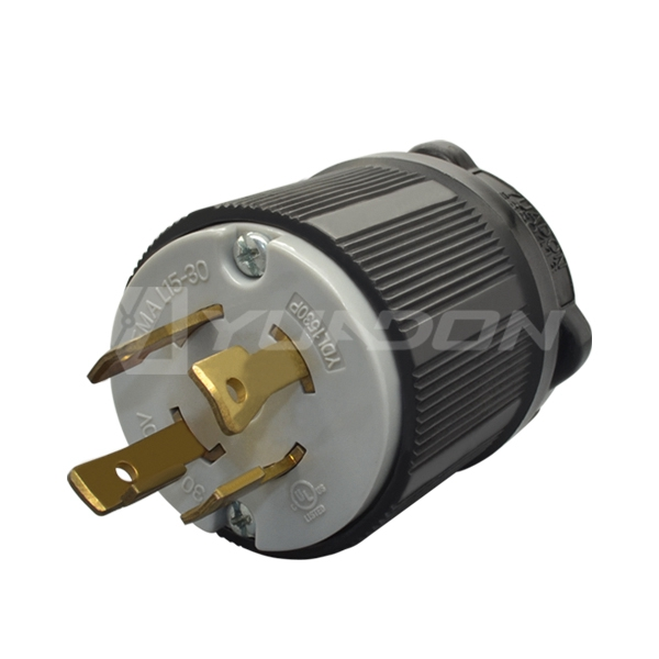 NEMA L15-30P YDL1530P Male NEMA PLUG