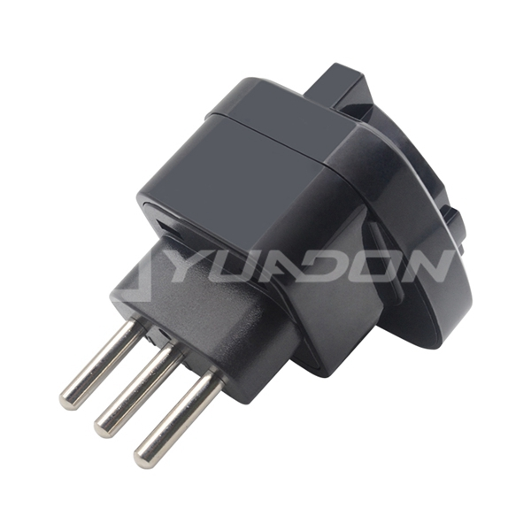 Italy Chile plug Travel adapter