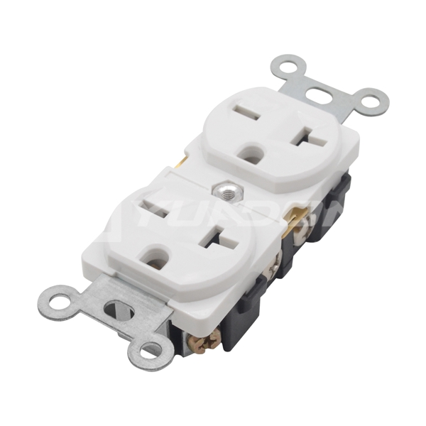 6-15R 15A 250V NEMA electrical duplex receptacle American US industria receptacle