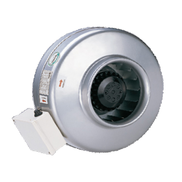 Круговая воздуховод-вентилятор-001