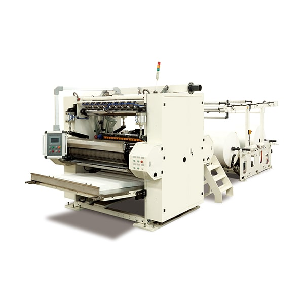 Folding Facial Tissue Machine