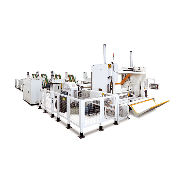 Jumbo reel slitting rewinder machine