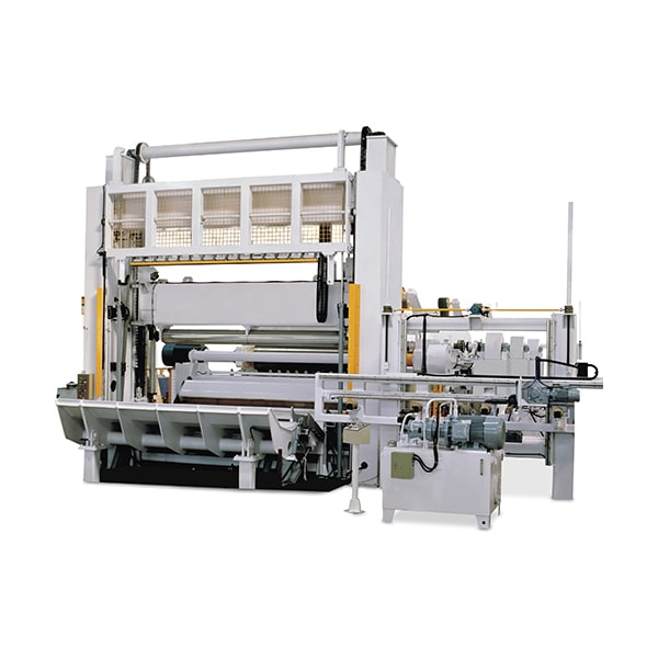 High Speed Slitting Rewinder for napkin and pocket tissue