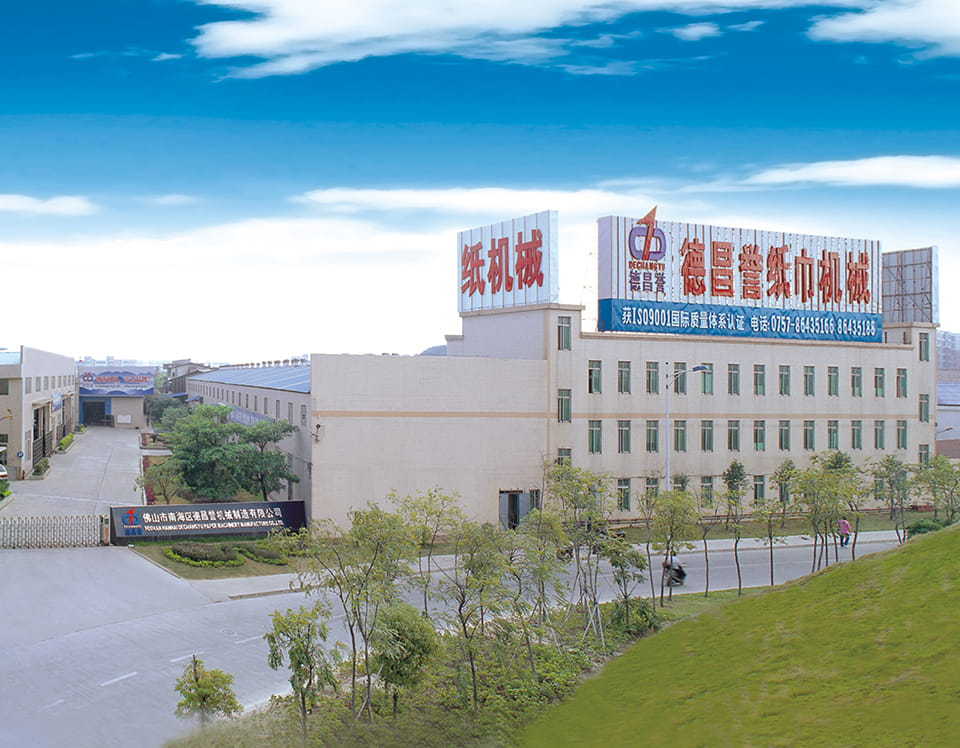 toilet paper machine manufacturer