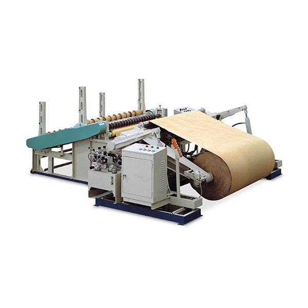 Kraft Paper Slitting Rewinder