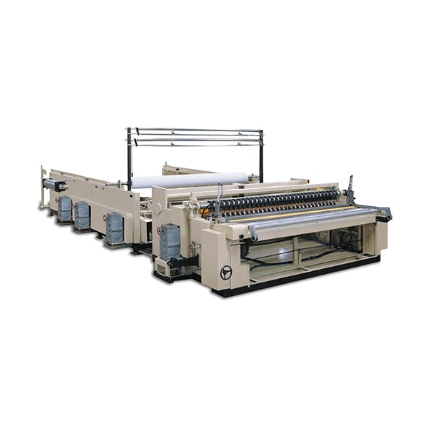 Industrial Roll Slitting Rewinder Machine