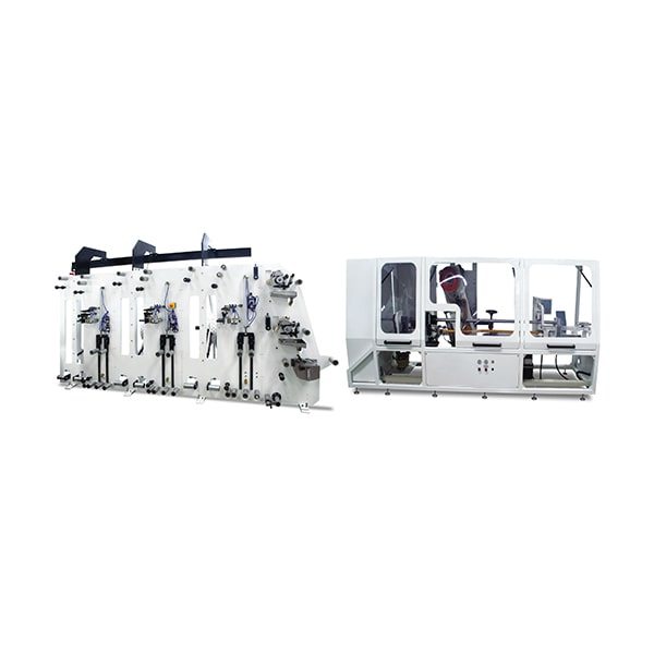 Core Winding Machine For Paper