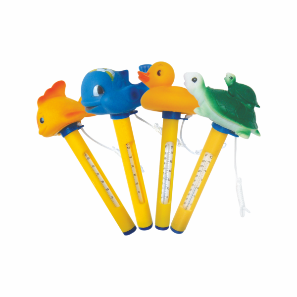 Floatling Animal Thermometer in 4 Styles