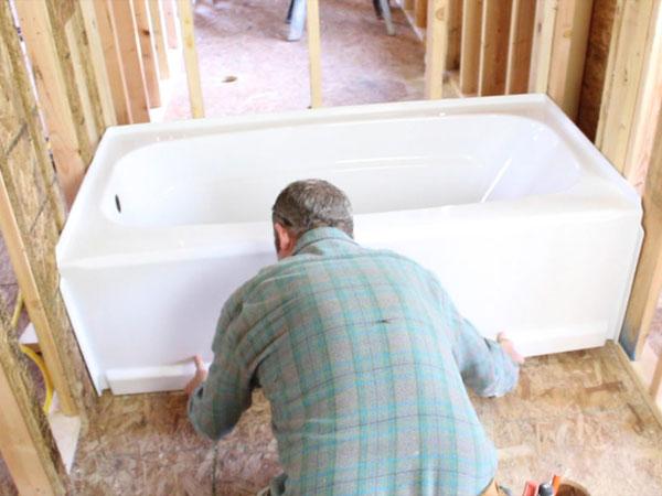 亚克力浴缸安装十大注意事项!