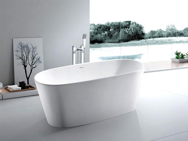 人造石浴缸在安装时需要注意事项?你知道多少?