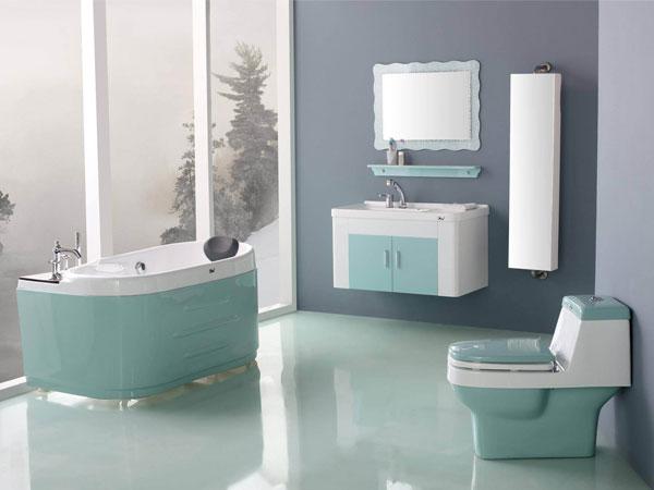 人造石浴缸让你不用出门也可以泡温泉