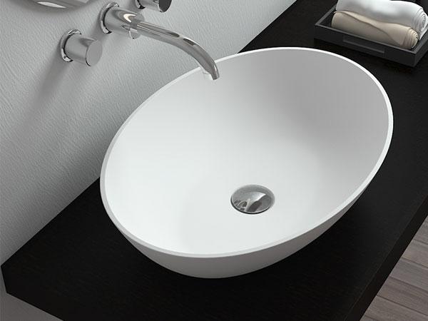 人造石洗手盆与其他原料的洗手盆产品有什么不同?