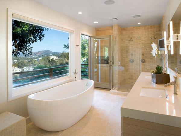铸铁浴缸和人造石浴缸哪个好-浪蒂卫浴