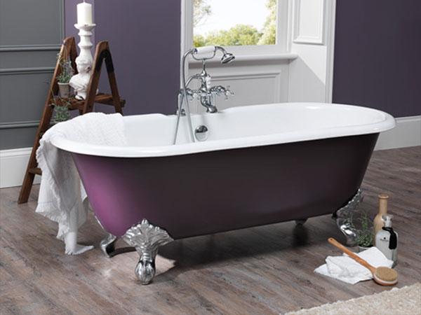 铸铁浴缸的安装方法和注意事项!