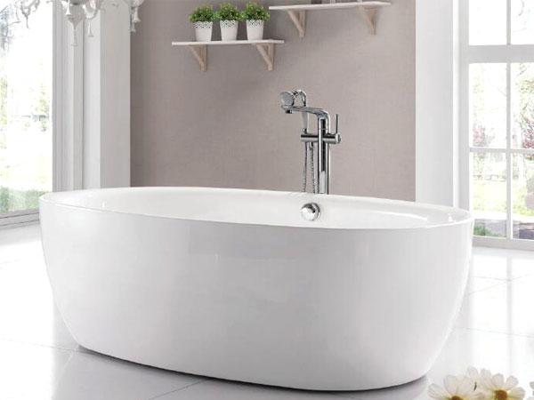 家用人造石浴缸可以定做吗?人造石浴缸贵吗-浪蒂卫浴