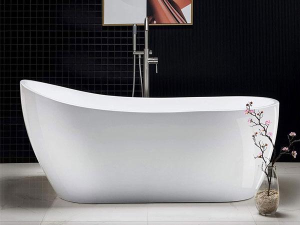 嵌入式人造石浴缸安装技巧-浪蒂卫浴