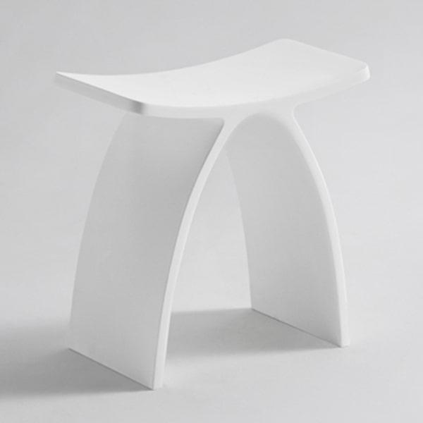 人造石小凳子 休闲浴室防滑凳 简约浴室耐用小凳子 酒店家用凳子批发 SD102