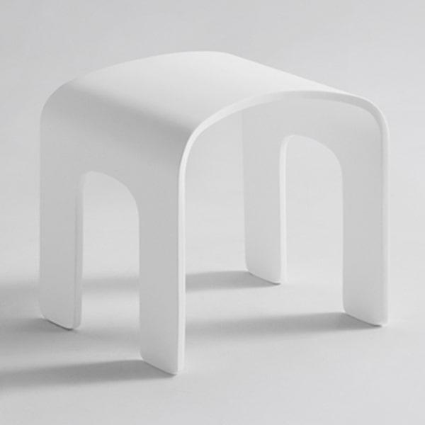 人造石小凳子 浴室休闲凳子 酒店人造石椅子 价格优惠可定制批发 SD105