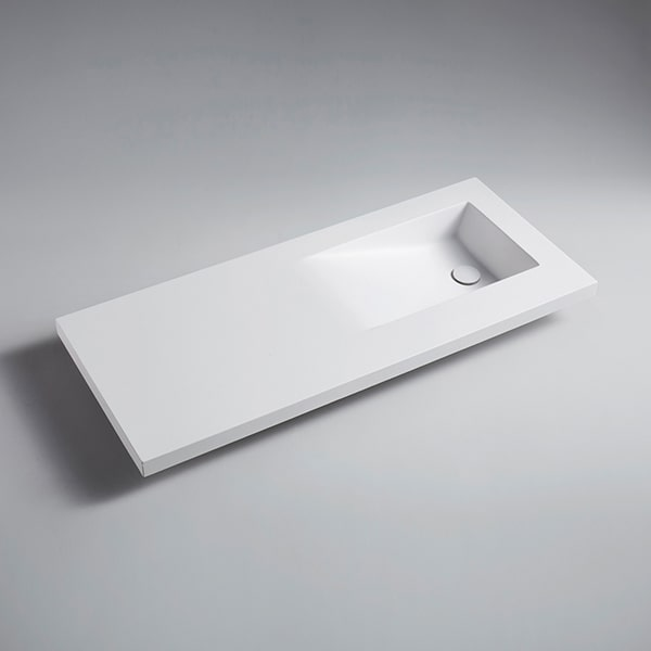 Artificial Stone Cabinet Basin BS-1000-3