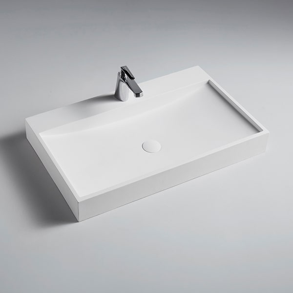 Artificial Stone Cabinet Basin BS-800-8