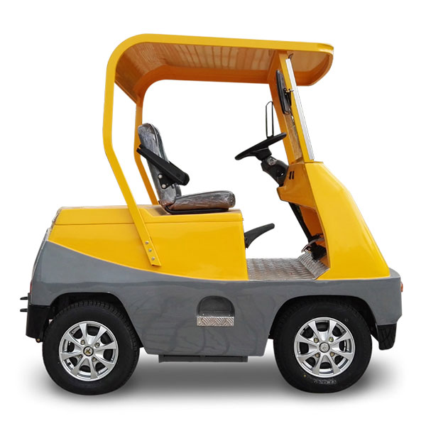 1 people electric tow tractor